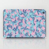 sylveon iPad Cases featuring Sylvia by Leah Moloney