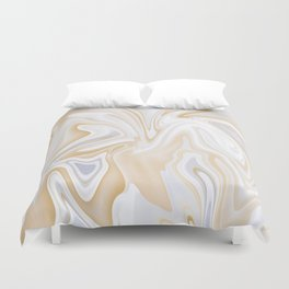 Liquid Sand Duvet Cover