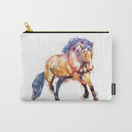 Running Horse Carry-All Pouch