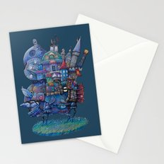 Fandom Moving Castle Stationery Cards