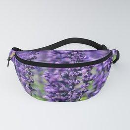 Lavender field Fanny Pack