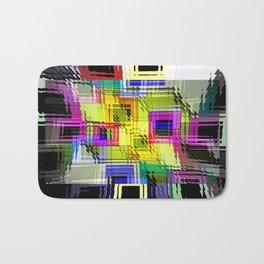 Cubism interdimensional. Bath Mat