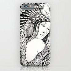 A dream of feathers Slim Case iPhone 6s