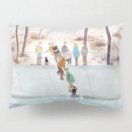 Help Pillow Sham