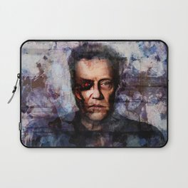 Christopher Walken Terminator Laptop Sleeve