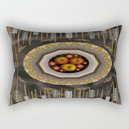 apple mac pro pattern Rectangular Pillow