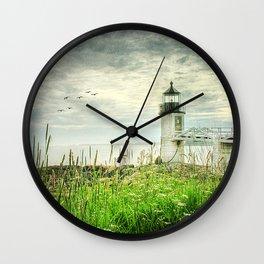 Marshall Point Wall Clock