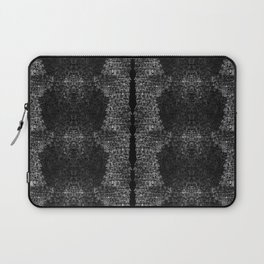 Pattern from The Voids Absent Friend Laptop Sleeve