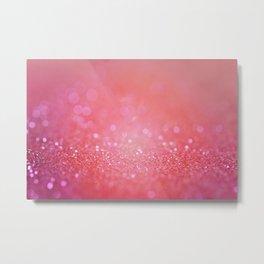 pink effulgence Metal Print