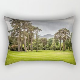 Ireland, Grounds at Muckross House Rectangular Pillow
