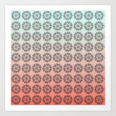 horizonII Art Print