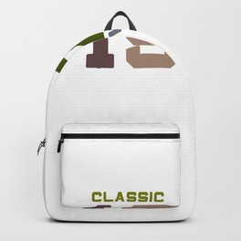 41th Birthday Gift Vintage 1978 T-Shirt Men Women Backpack