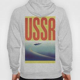 USSR Soviet Travel poster Hoody