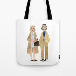 I think we're just gonna to have to be secretly in love Tote Bag