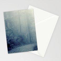 Wander in a Woodland Fog Stationery Cards