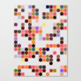 color festival Canvas Print