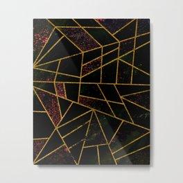 Abstract #939 Metal Print