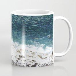 Ocean blue - Madeira Coffee Mug