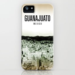 Guanajuato Wallpaper iPhone Case