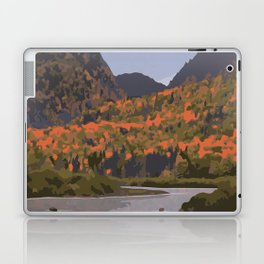 Parc National de la Mauricie Laptop & iPad Skin