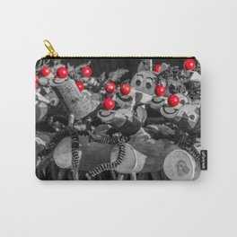 Red Noses. Carry-All Pouch