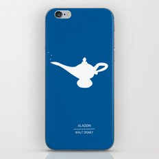 Aladdin's Lamp iPhone & iPod Skin