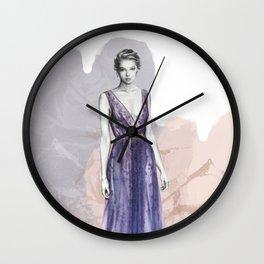 Afrodita I Wall Clock
