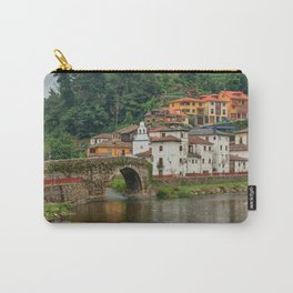 Stone Bridge Asturias Spain Carry-All Pouch