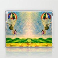BALLOON LOVE: Flying Away Laptop & iPad Skin