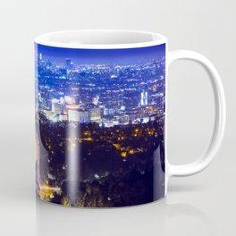 Midnight Los Angeles Coffee Mug