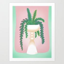 cryptocereus Art Print