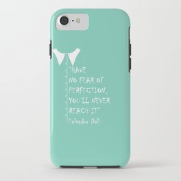 QUOTE-6 iPhone Case
