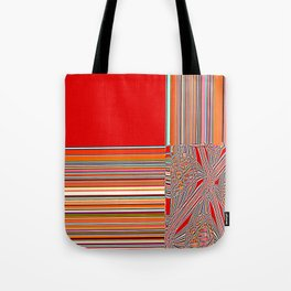 Re-Created Southern Cross XXVII by Robert S. Lee Tote Bag
