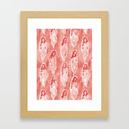 STRUT IT Framed Art Print