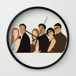 Friends tv show Wall Clock