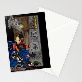 """Dirty deals"" Darrell Merrill Stationery Cards"