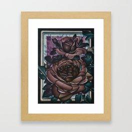 rosesss Framed Art Print