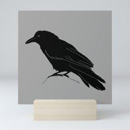 Raven's Eye by Seasons Kaz Sparks Mini Art Print