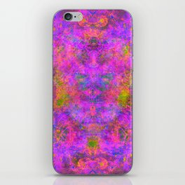 Sedated Abstraction I iPhone Skin