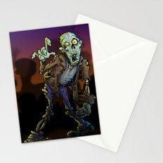 ZOMBIE! Stationery Cards