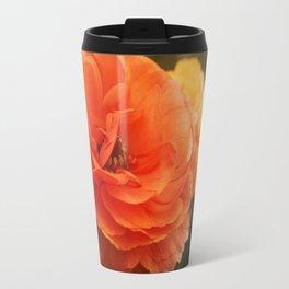 Bright Orange Travel Mug
