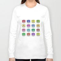 write Long Sleeve T-shirts featuring Write on by andy_panda_