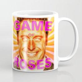 Game Of Roses Coffee Mug