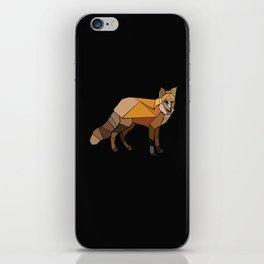 Night Fox iPhone Skin