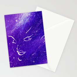 Space Elf Stationery Cards