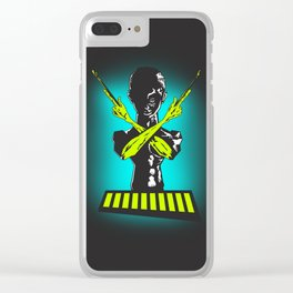 Xtreme Xilophoner X Clear iPhone Case