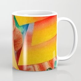 Dancer, Milan, Italy by Gino Severini Coffee Mug