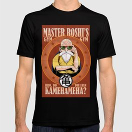 Master Roshi's Gym, Bro, Do You Even Kamehameha T-shirt