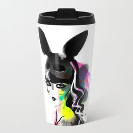 Bunny gone Travel Mug
