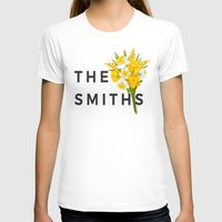 smiths T-shirts featuring SMITHS by priscilawho